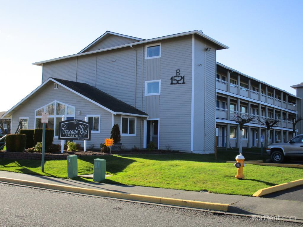 Cascade West Apartments Mount Vernon