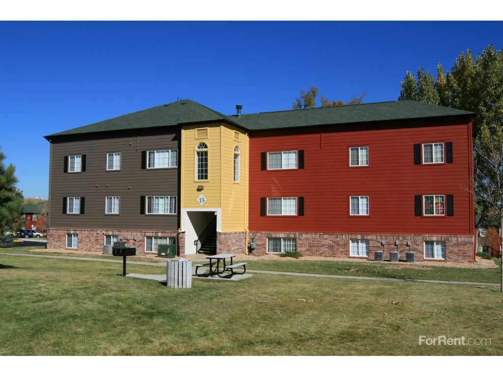 Creekside Place Apartments Thornton Co
