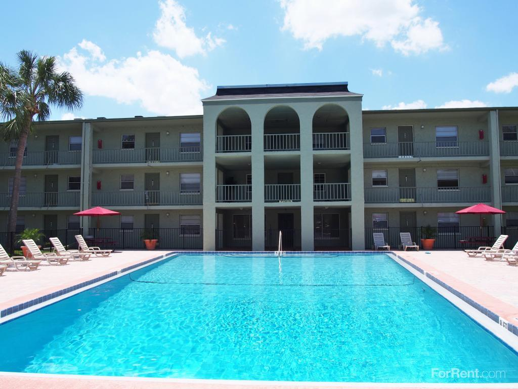 Golf Terrace Apartments Largo Fl