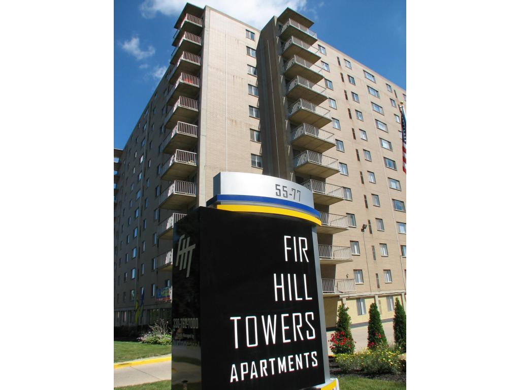 Fir Hill Towers Apartments photo #1