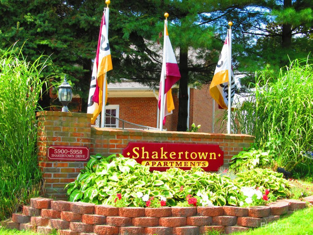 Shakertown Apartments, Canton OH - Walk Score