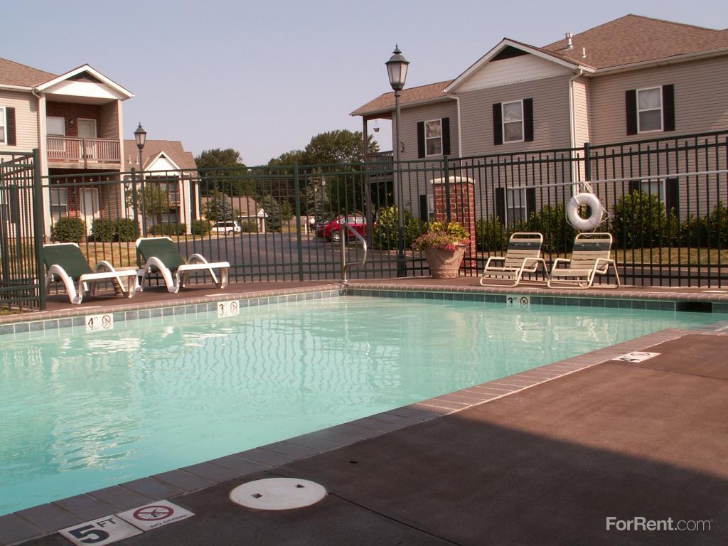 City Homes at Fall Creek Apartments photo #1