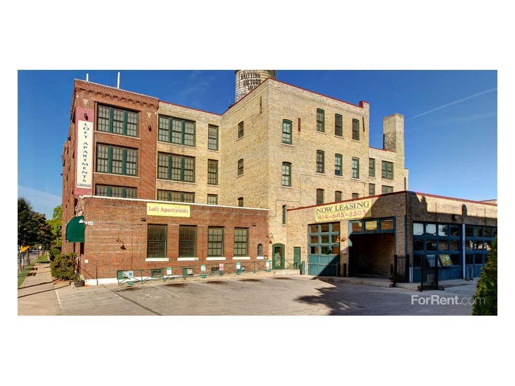 Knitting Factory Lofts Apartments