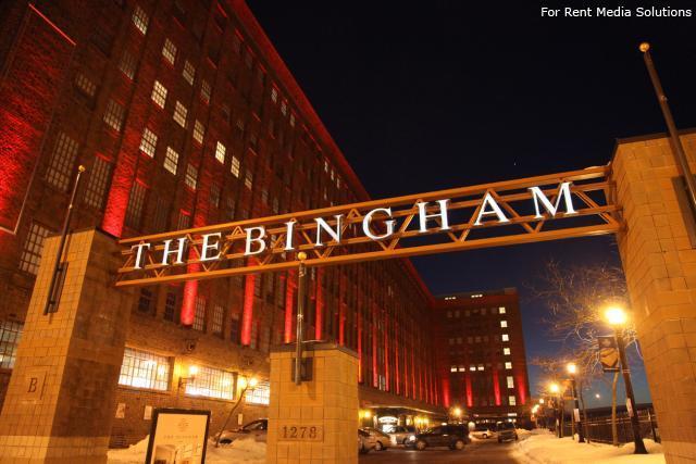 The Bingham Apartments photo #1