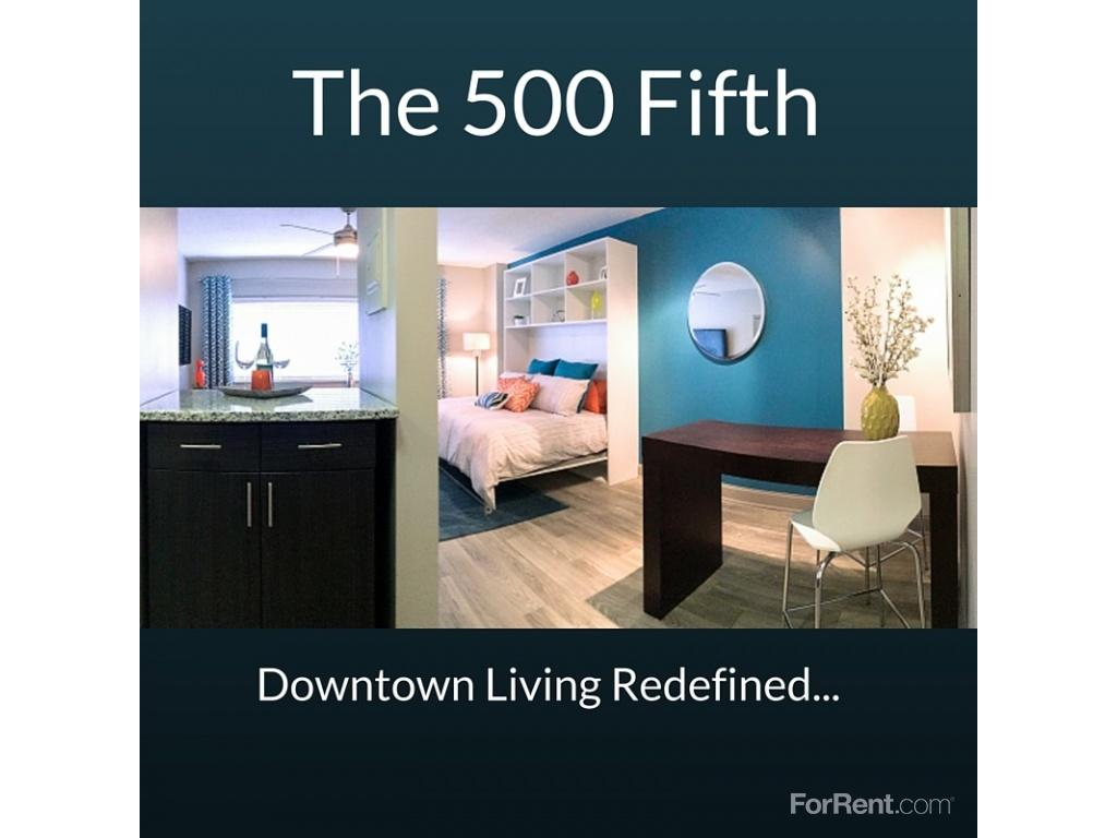 The 500 Fifth Apartments photo #1