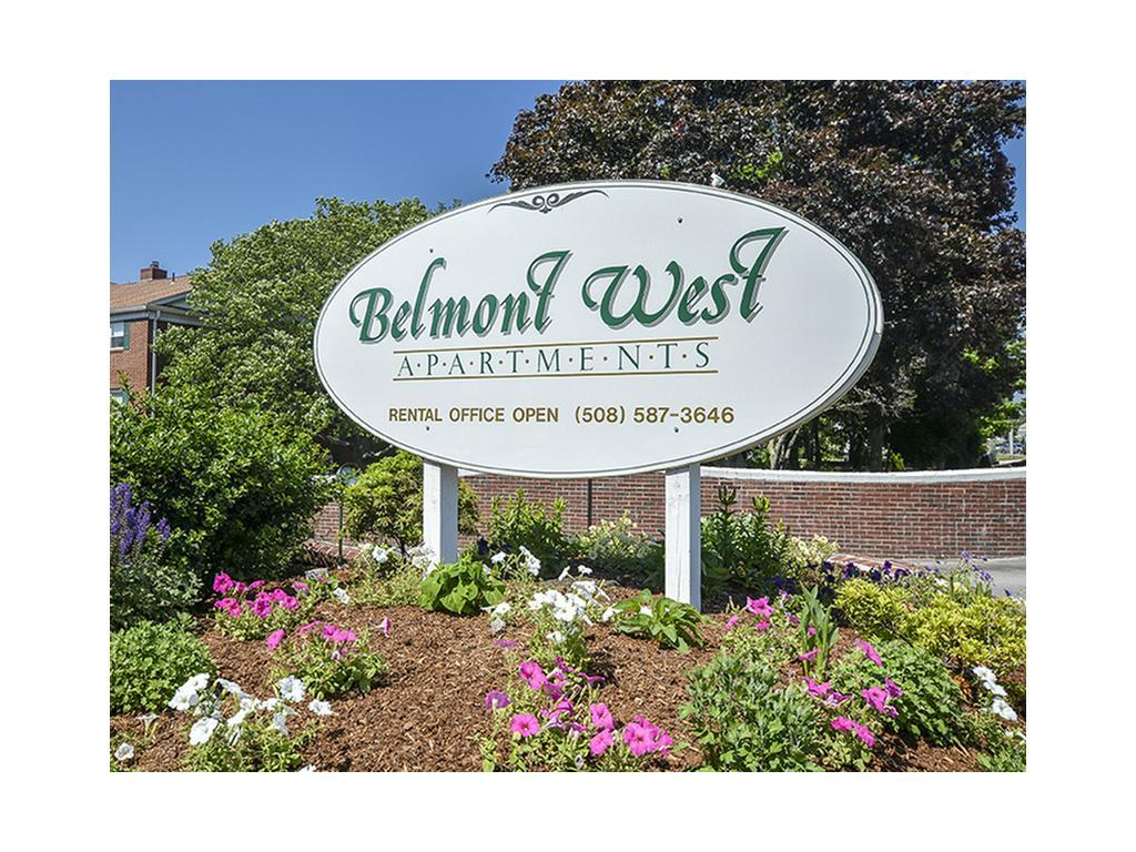 Belmont West Apartments Brockton Ma Walk Score