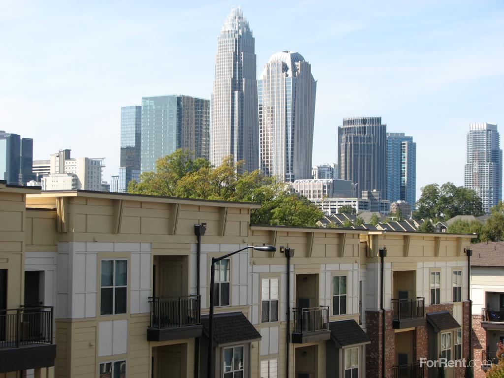 seigle point apartments, charlotte nc - walk score