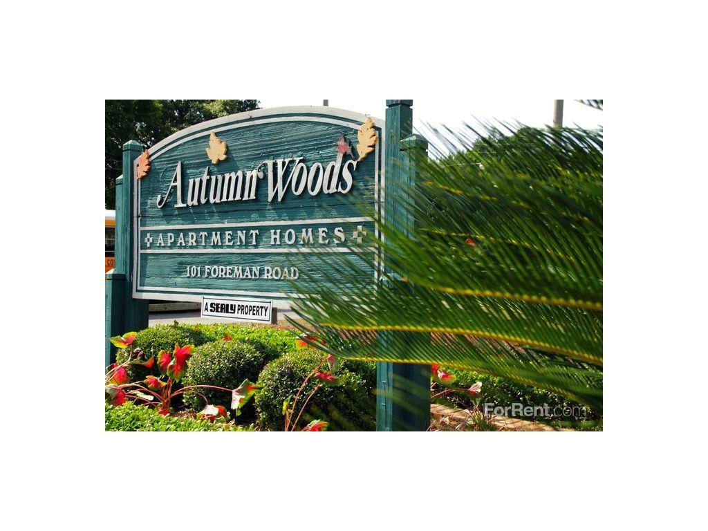 Autumn Woods Apartments Photo #1