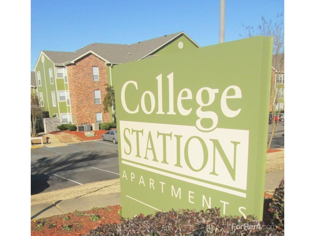 College Station Apartments photo #1