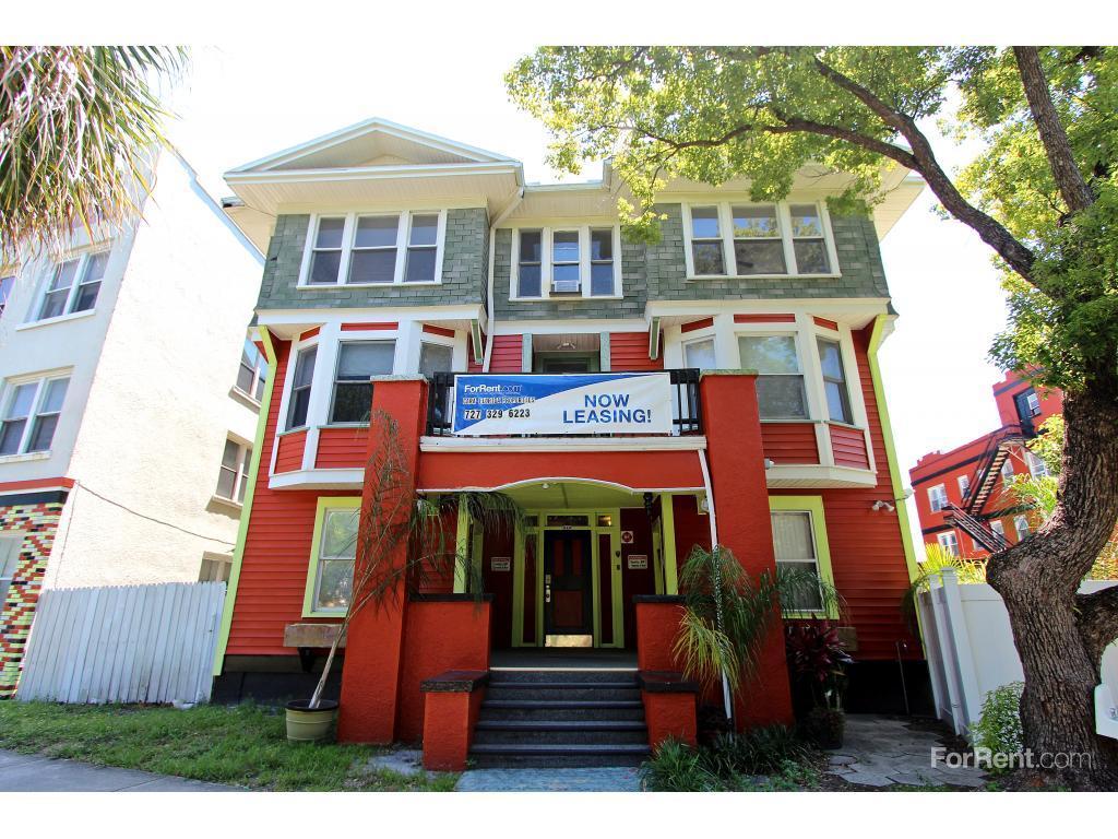Cara Florida Properties Apartments St Petersburg Fl