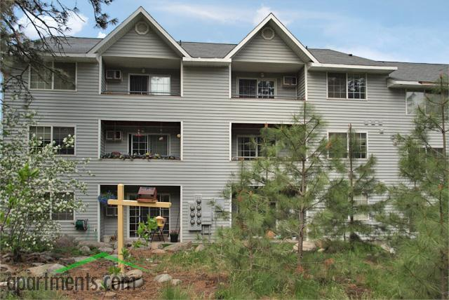 Pine Bluff Apartments, Spokane Valley WA - Walk Score