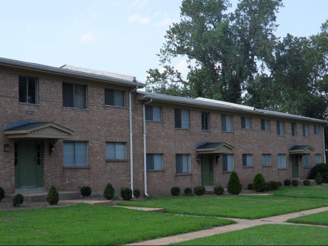 Hidden Park Apartments St Louis