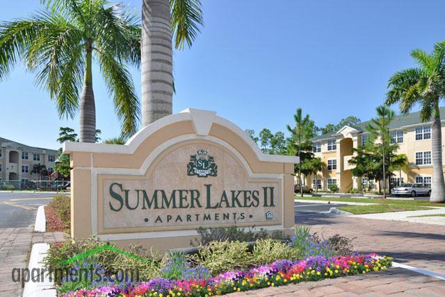 Summer Lakes Apartments Naples Fl