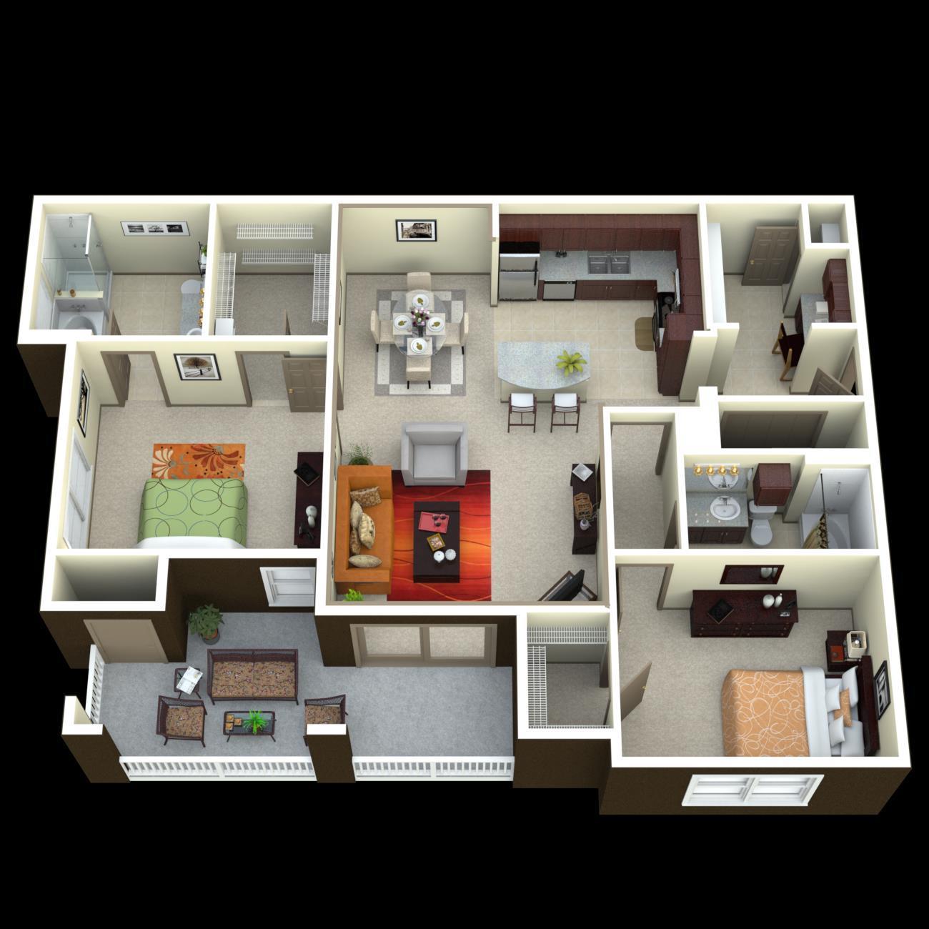 Camden Asbury Village Apartments, Raleigh NC