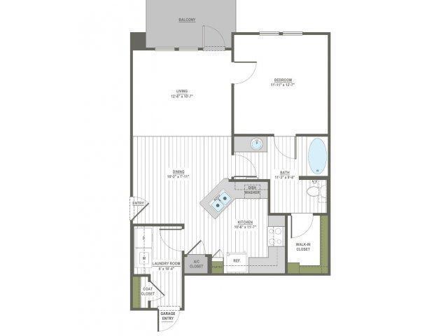 La Bella Apartments San Antonio