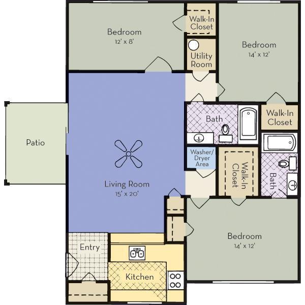 Apartments Near Short Pump Va