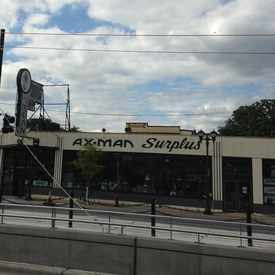 Photo of Ax-Man Surplus Stores