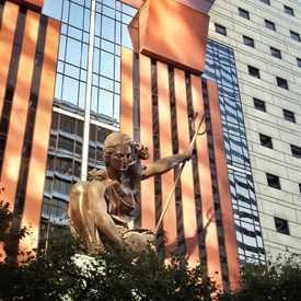 Photo of Portlandia Statue