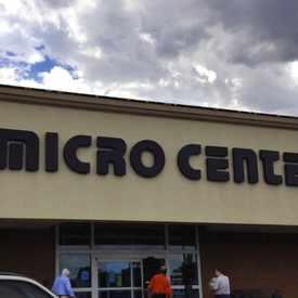 Photo of Micro Electronics