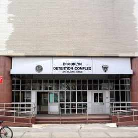 Photo of brooklyn detention center