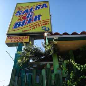 Photo of Salsa & Beer