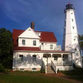 Photo of North Point Lighhouse