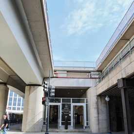 Photo of NOMA-GALLAUDET U (NEW YORK AVE) METRO STATION