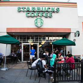 Photo of Starbucks