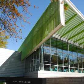 Photo of Anacostia Neighborhood Library