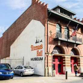 Photo of Fireman's Hall
