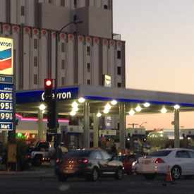 Photo of Chevron Los Angeles