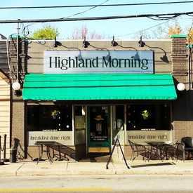 Photo of Highland Morning