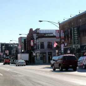 Photo of Clark Street