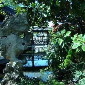 Photo of Lan Su Chinese Garden