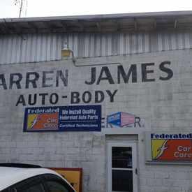 Photo of Warren James Auto Body & Towng