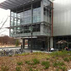 Photo of Clough Undergraduate Learning Commons