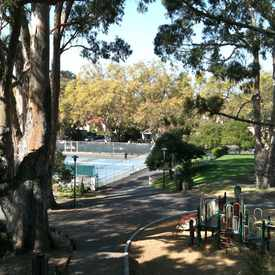 Photo of King Park, Berkeley CA