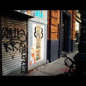 Photo of Chelsea Pier Streetart