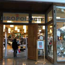 Photo of Anthropologie