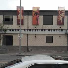 Photo of Ballet Austin's Butler Center for Dance & Fitness