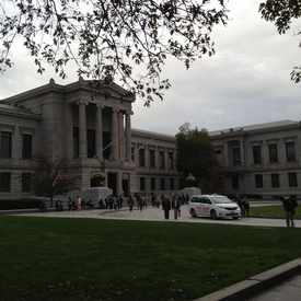 Photo of Museum of Fine Arts - Outbound