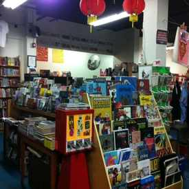 Photo of Floating World Comics
