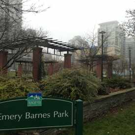Photo of Emery Barnes Park
