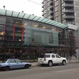 Photo of Vancouver International Film Centre