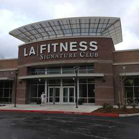 Photo of LA Fitness