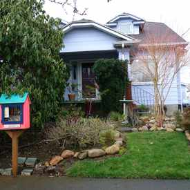 Photo of Little Free Library #5016