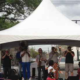 Photo of Freret Street Festival