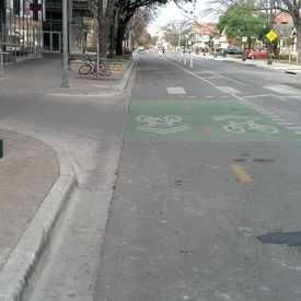 Photo of Green Street, Austin