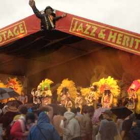 Photo of New Orleans Jazz & Heritage Festival