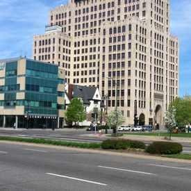 Photo of Wayne State University
